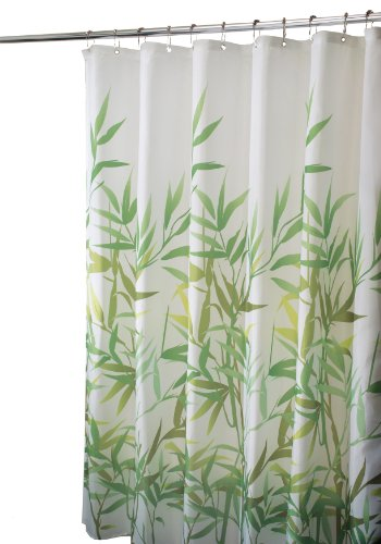 InterDesign Anzu Fabric Shower Curtain 180 Cm X