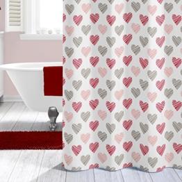 Sealskin 235241359 Duschvorhang-Amor, 180 x 200 cm -