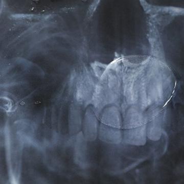My Daily Smoke Skelett Totenkopf Vorhang für die Dusche 167,6x 182,9cm, schimmelresistent & Wasserdicht Polyester Dekoration Badezimmer Vorhang - 4