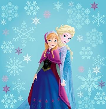 Disney Frozen Anna und Elsa, Duschvorhang, Anna and Elsa Single, Shower Curtain - 3