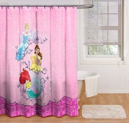 Disney Princess Dream Vorhang für die Dusche - 1
