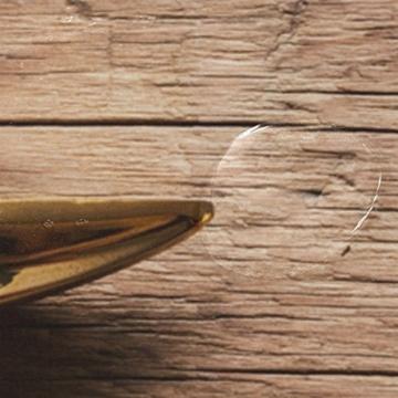 jstel Anker auf Holz Hintergrund Polyester-Duschvorhang Schimmel resistent und wasserfest-182,9x 182,9cm für Home Extra Lang Badezimmer Deko Dusche Bad Vorhänge Liner mit 12Haken - 4